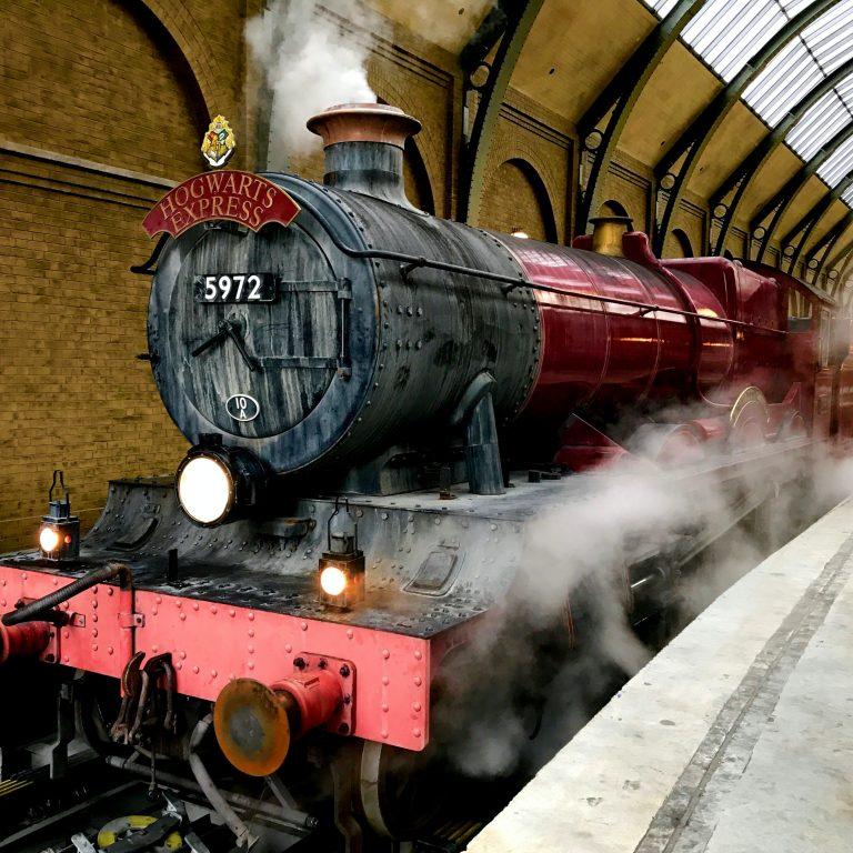 8 – Harry Potter