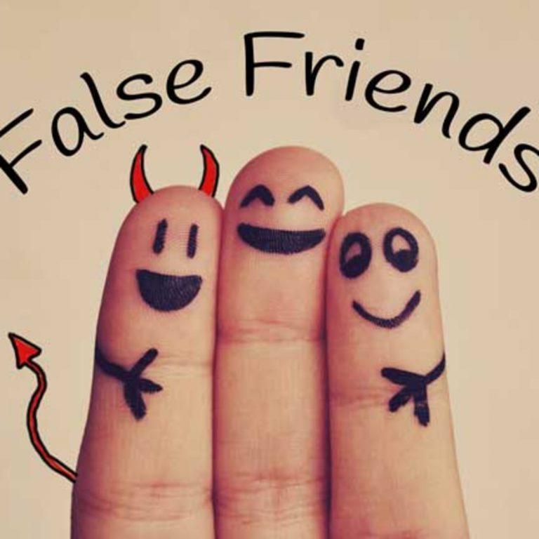 10 – Falske venner mellom norsk og engelsk I