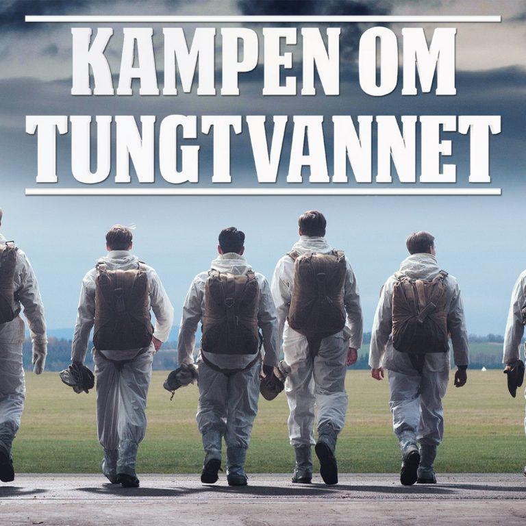 18 – Kampen om tungtvannet (TV-serie)