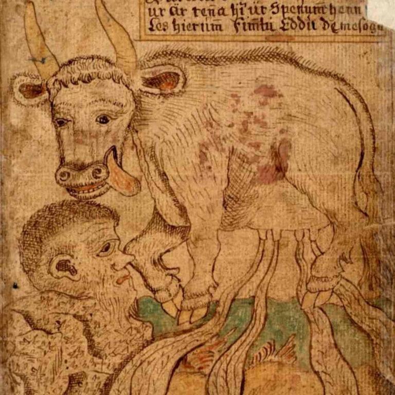 54 – Norrøn mytologi: Skapinga