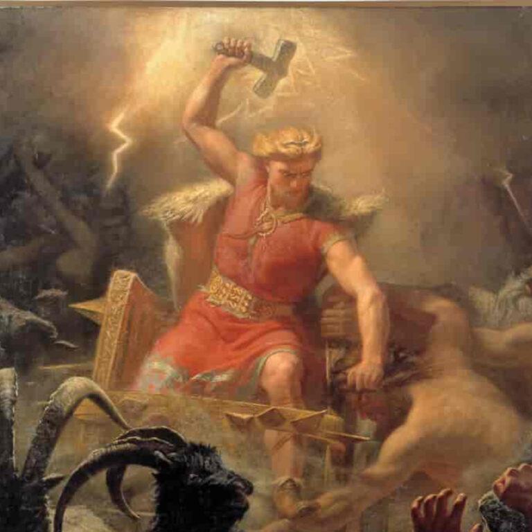 2.4 – Thor, God of Thunder