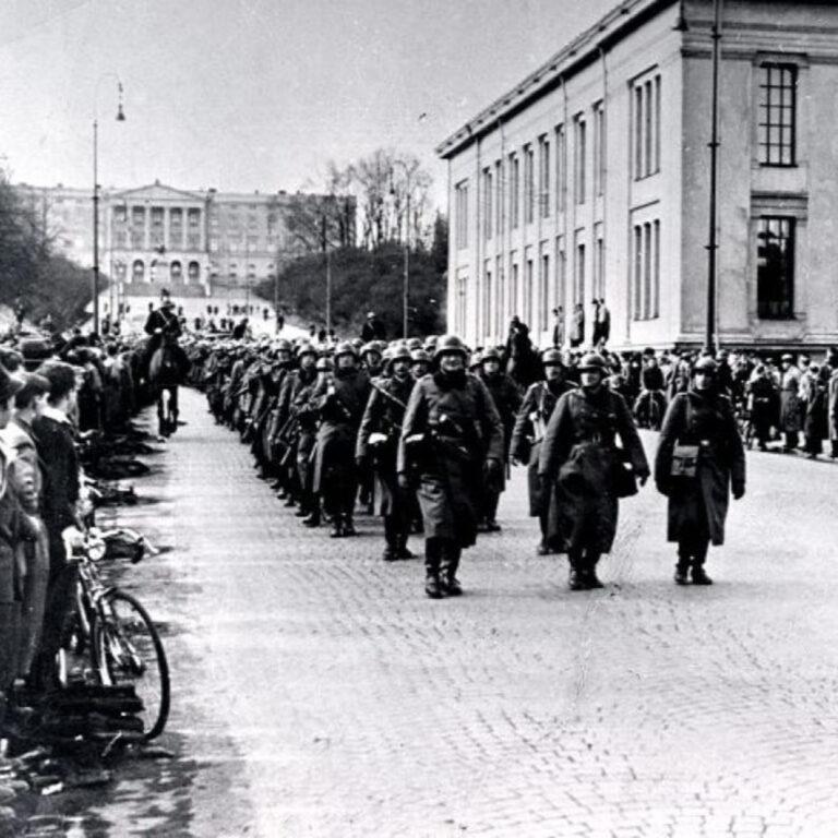57 – Norge under andre verdenskrig