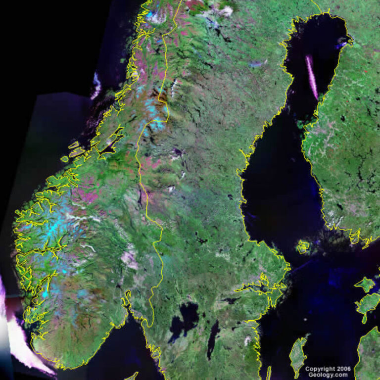 3.1 – Norwegian Geography: An Overview
