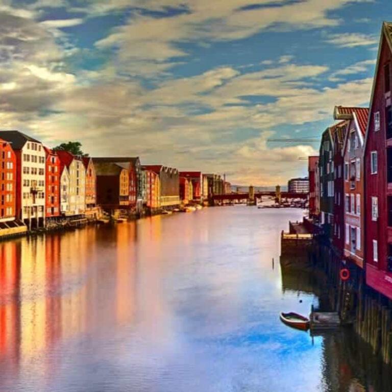 3.4 – Trondheim
