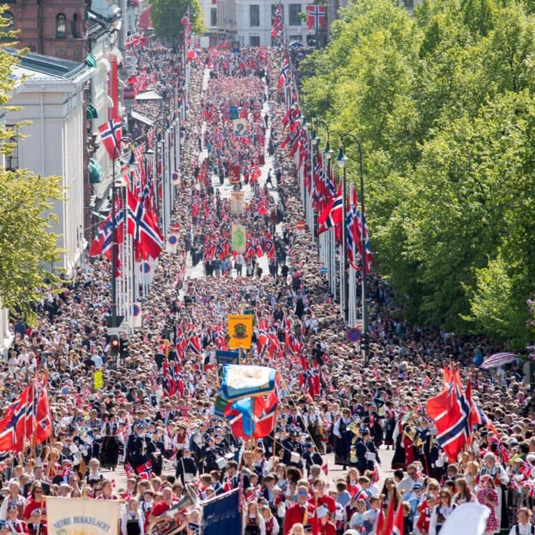 66 – Norges nasjonaldag: 17. mai