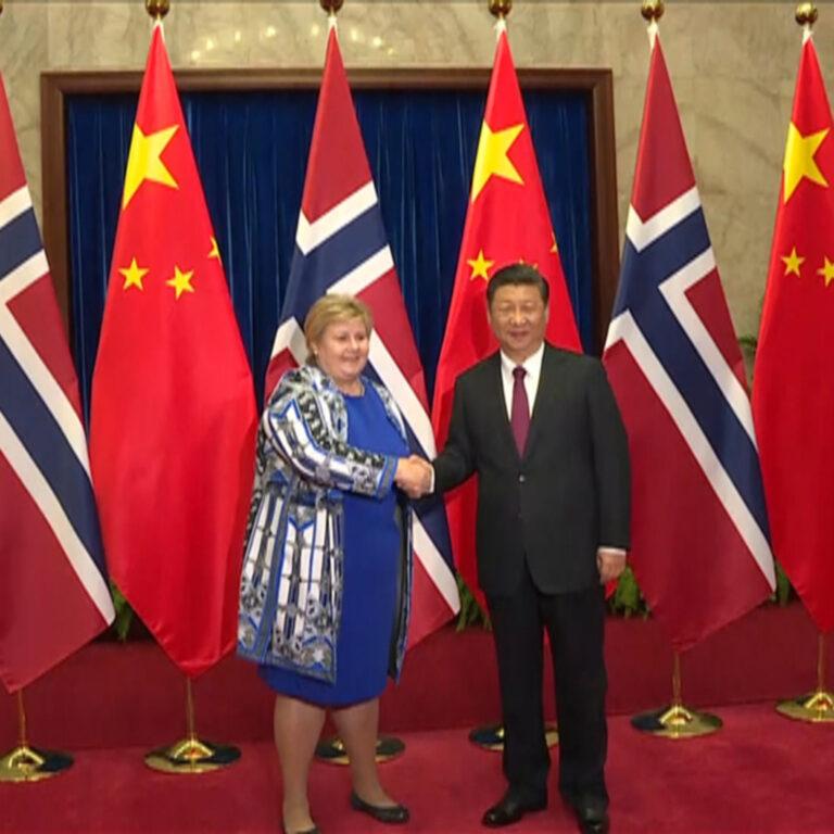 67 – Norges forhold til Kina