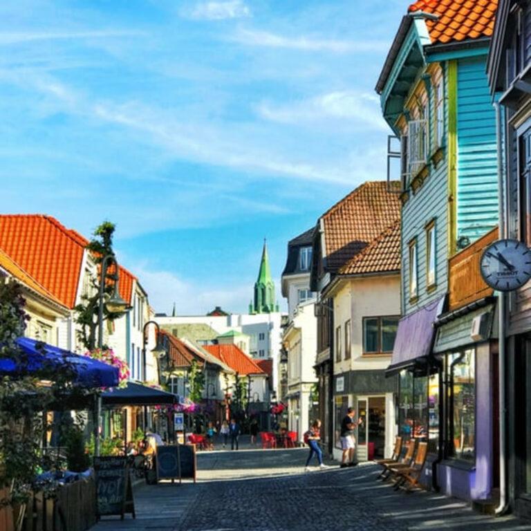 3.8 – Stavanger