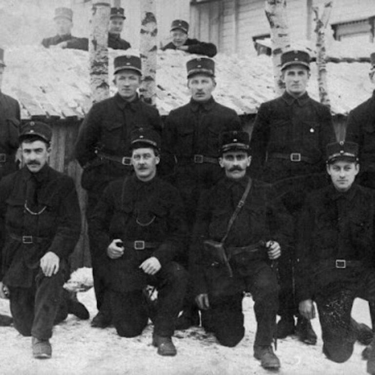 70 – Norge under første verdenskrig