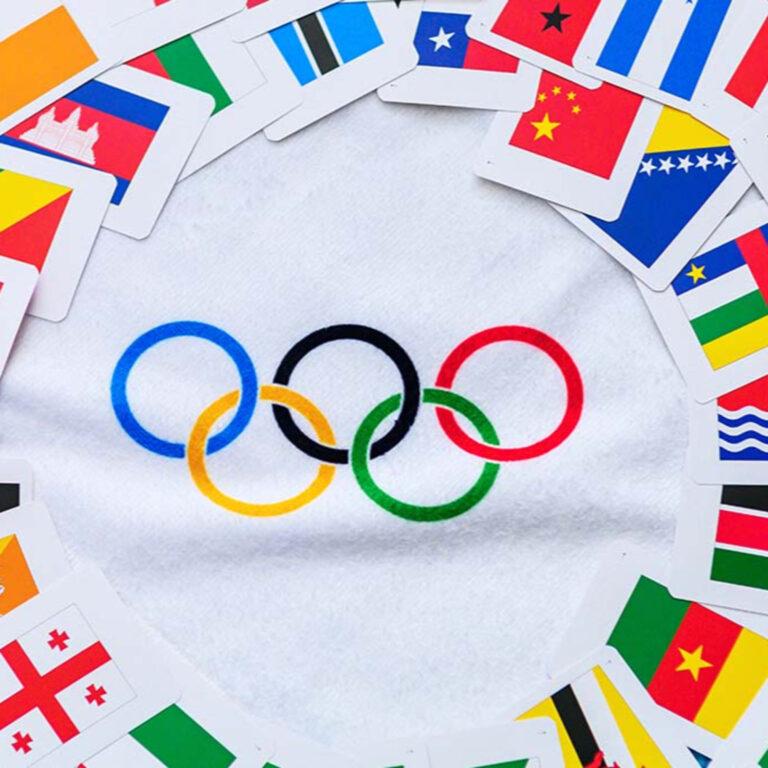 75 – De olympiske leker (sommer)