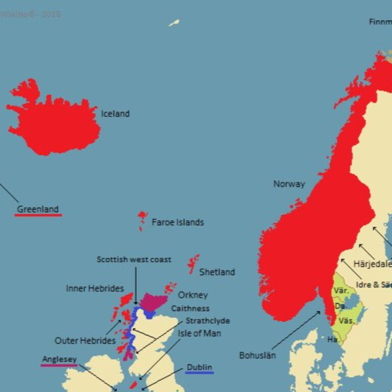 4.6 – The Norwegian Realm 1240-1319