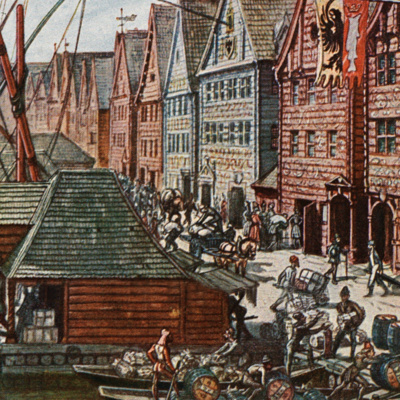 4.9 – The Hanseatic League