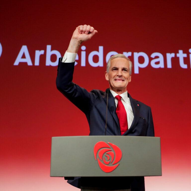 84 – Stortingsvalget i Norge 2021